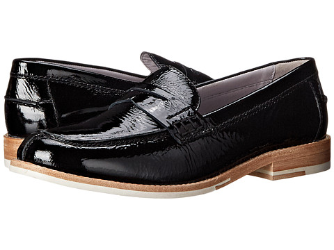 Incaltaminte Femei Johnston Murphy Gwynn Black Kid Patent Leather