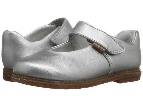 Incaltaminte Fete pediped Ann Flex (ToddlerLittle Kid) Silver