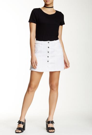 Imbracaminte Femei Jolt Seamed Denim Mini Skirt WH5