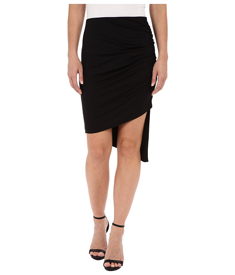 Imbracaminte Femei Three Dots Mei Asymmetric Skirt Black