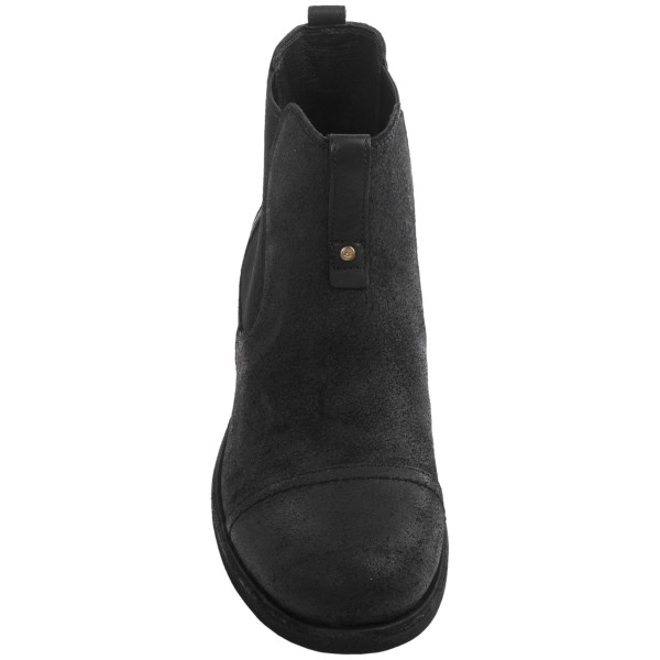 Incaltaminte Barbati UGG UGG Australia Gallion Boots - Leather CHESTNUT (01)