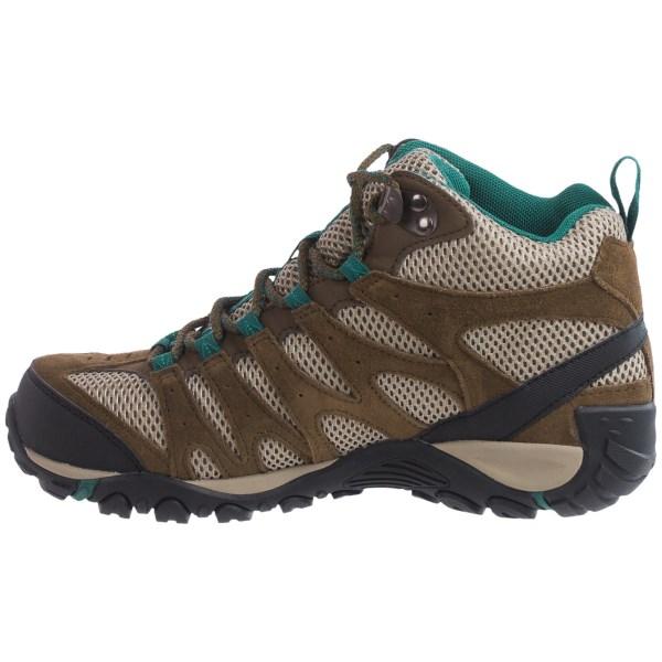 Incaltaminte Femei Merrell Altor Mid Hiking Boots - Waterproof CANTEENDRAGON FLY (01)