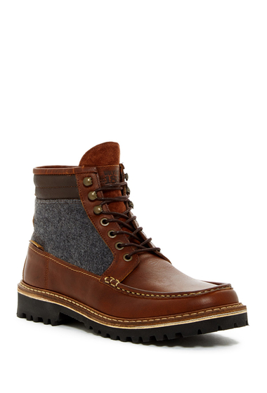 Incaltaminte Barbati Wolverine Ricardo Hiking Boot BROWN