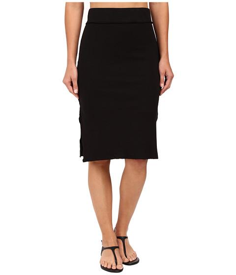 Imbracaminte Femei Splendid 2x1 Midi Skirt Black