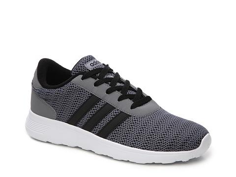 Incaltaminte Barbati adidas NEO Lite Racer Sneaker - Mens GreyBlack