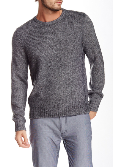 Imbracaminte Barbati Jack Spade Bromley Crew Neck Sweater GREY