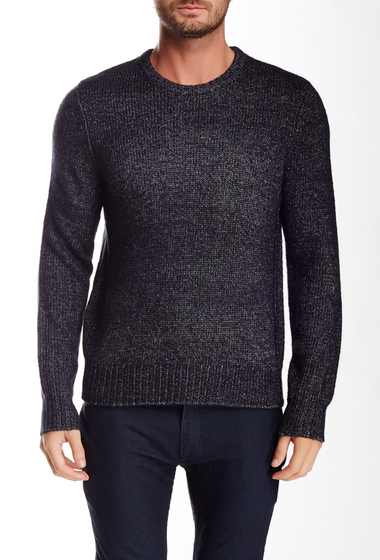 Imbracaminte Barbati Jack Spade Bromley Crew Neck Sweater NAVY