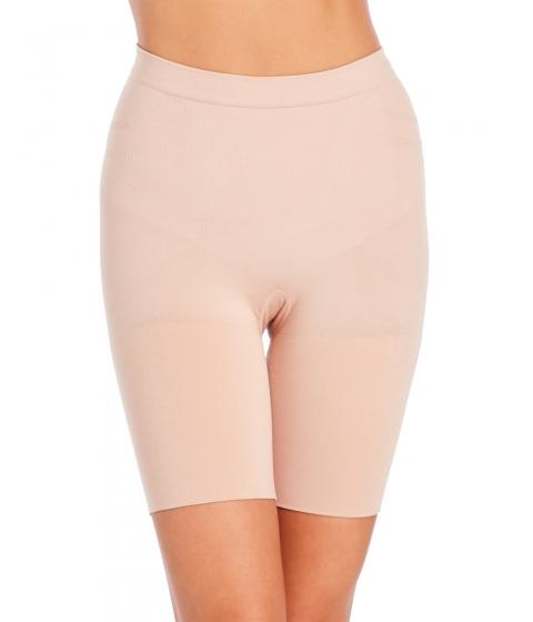 Imbracaminte Femei Spanx Slim Cognito Mid-Thigh Shaper Rose Gold