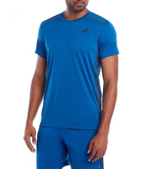 Imbracaminte Barbati adidas Blue Cool 365 Tee Blue