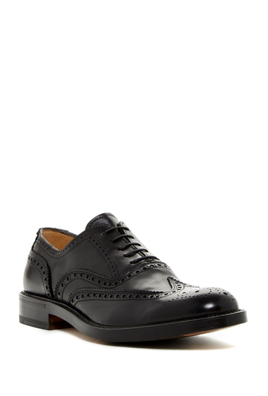 Incaltaminte Barbati Antonio Maurizi Wingtip Oxford NERO