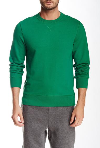 Imbracaminte Barbati Jack Spade Janson Crew Neck Sweatshirt GRASSGREEN