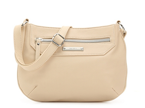 Accesorii Femei Nine West Nine West Zipper On Crossbody Bag Ivory