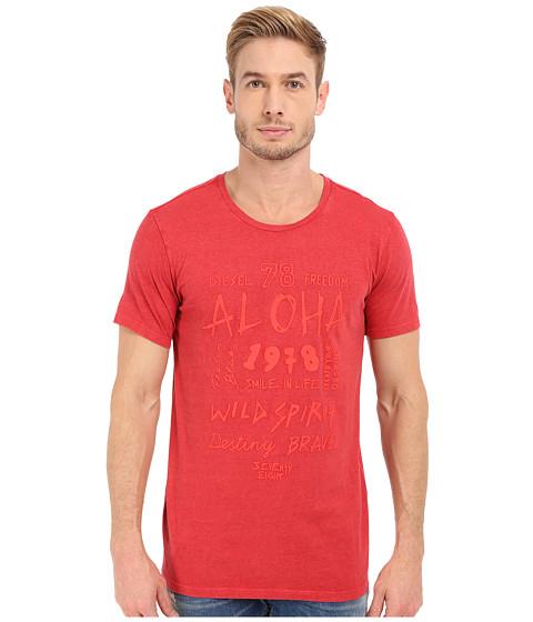 Imbracaminte Barbati Diesel Parsen T-Shirt EAME Red
