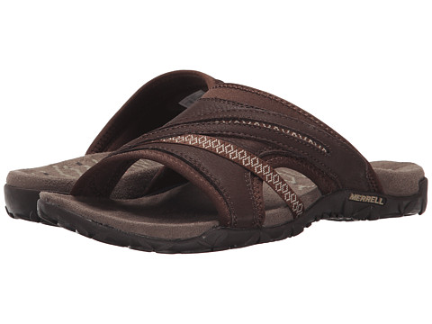 Incaltaminte Femei Merrell Terran Slide II Dark Earth
