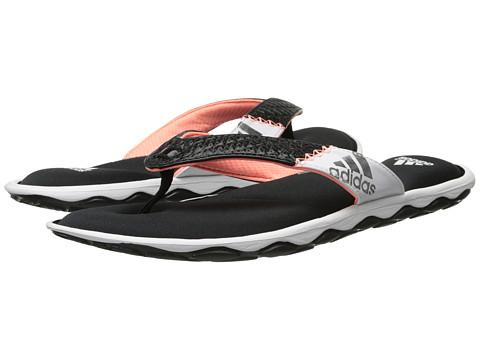 Incaltaminte Femei adidas Anyanda Flex Thong BlackWhiteSilver Metallic
