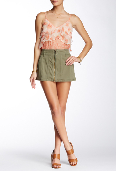 Imbracaminte Femei Free People Too Cool Skirt GREEN