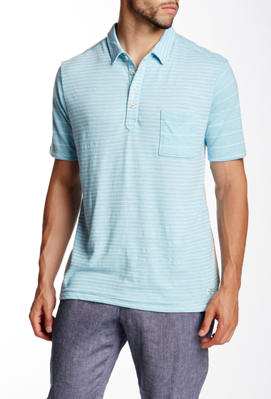 Imbracaminte Barbati Tommy Bahama Stripe Mix A Lot Polo SPA BLUE H