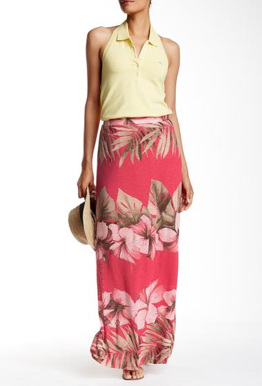 Imbracaminte Femei Tommy Bahama Palm Hibiscus Skirt AMARANTH