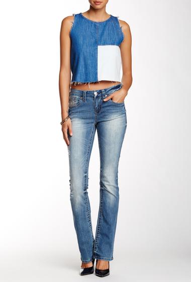 Imbracaminte Femei Seven7 Jeans Thick Stitch Slim Bootcut Jean Marquessa