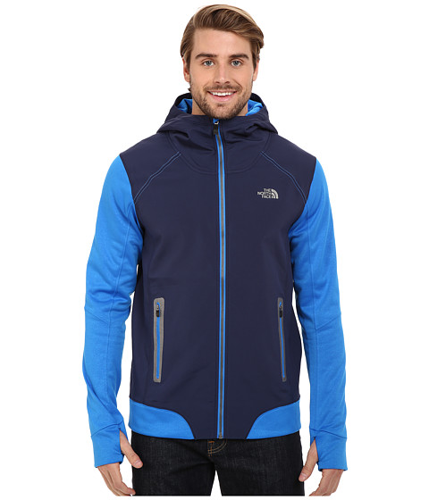 Imbracaminte Barbati The North Face Kilowatt Jacket Cosmic BlueBomber Blue
