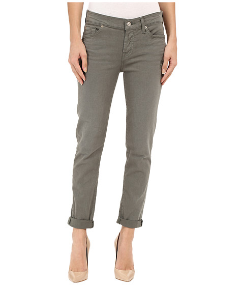 Imbracaminte Femei 7 For All Mankind Josefina with Rolled Hem in Fatigue Fatigue