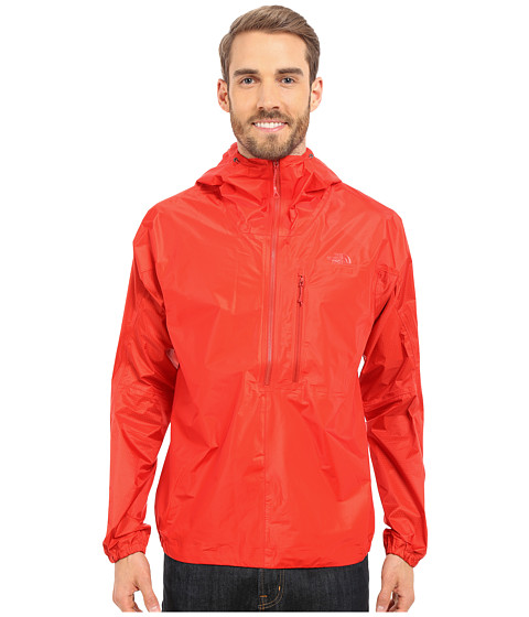 Imbracaminte Barbati The North Face FuseFormtrade Cesium Anorak Fiery Red Fuse