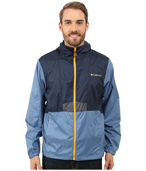 Imbracaminte Barbati Columbia Flashbacktrade Windbreaker Park Edition Collegiate NavySteelGrand Teton