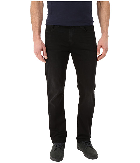 Imbracaminte Barbati 7 For All Mankind The Straight in Washed Black Washed Black