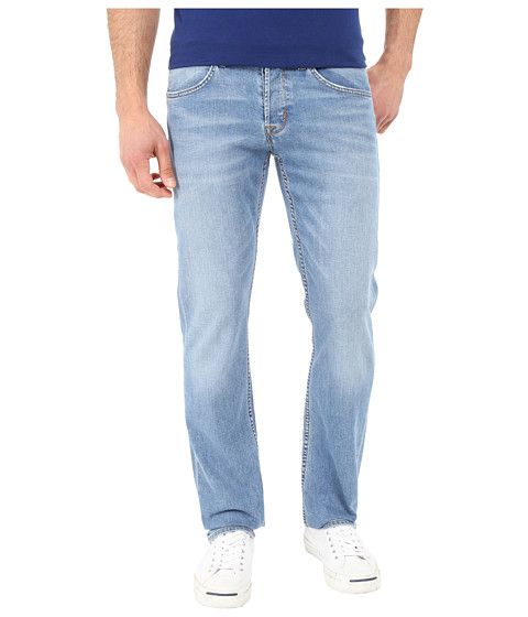 Imbracaminte Barbati Hudson Byron Straight Jeans in Ocean Park Ocean Park