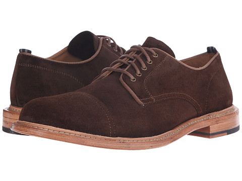 Incaltaminte Barbati Cole Haan Willet Cap Oxford Java Suede