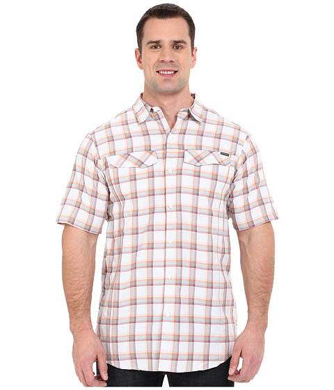 Imbracaminte Barbati Columbia Silver Ridgetrade Multi Plaid SS Shirt - Tall Columbia Grey Heather Plaid