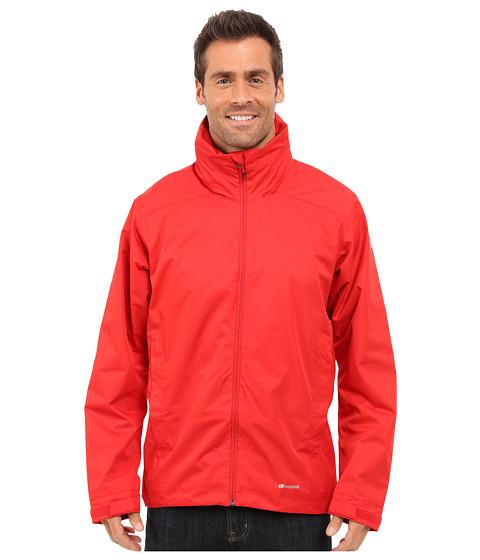 Imbracaminte Barbati adidas All Outdoor 2L Wandertag Solid Jacket Scarlet