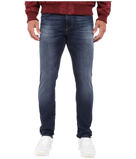 Imbracaminte Barbati Mavi Jeans James Slim Fit in Dark Brushed Williamsburg Dark Brushed Williamsburg
