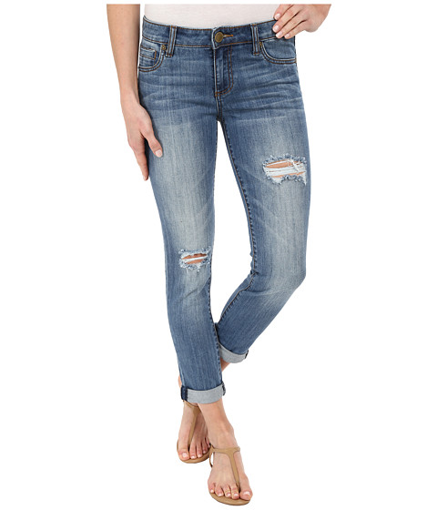 Imbracaminte Femei KUT from the Kloth Catherine Slim Boyfriend Jeans in Astonish Astonish