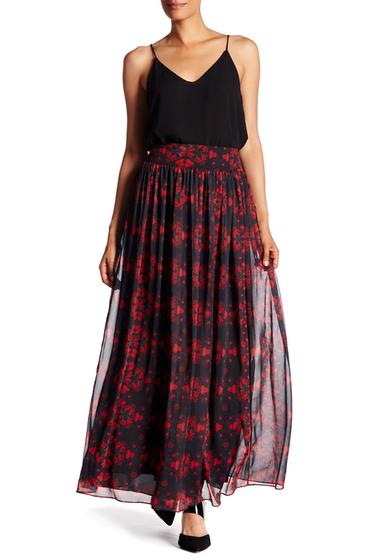 Imbracaminte Femei Alice Olivia Kamryn Maxi Skirt RED LOTUS
