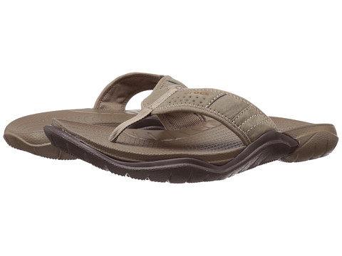 Incaltaminte Barbati Crocs Swiftwater Flip WalnutEspresso
