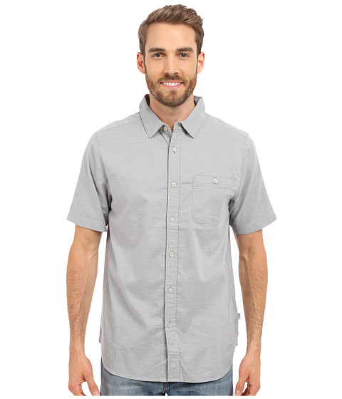 Imbracaminte Barbati The North Face Short Sleeve Red Point Shirt Mid Grey (Prior Season)
