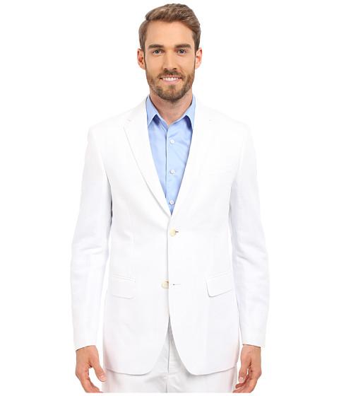 Imbracaminte Barbati Perry Ellis Linen Suit Jacket Bright White