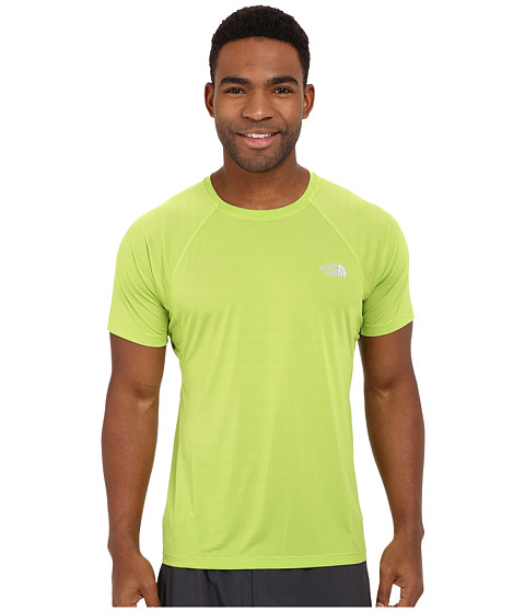 Imbracaminte Barbati The North Face Better Than Nakedtrade Short Sleeve Shirt Macaw Green