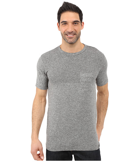 Imbracaminte Barbati The North Face Short Sleeve Engine Crew Mid Grey Heather