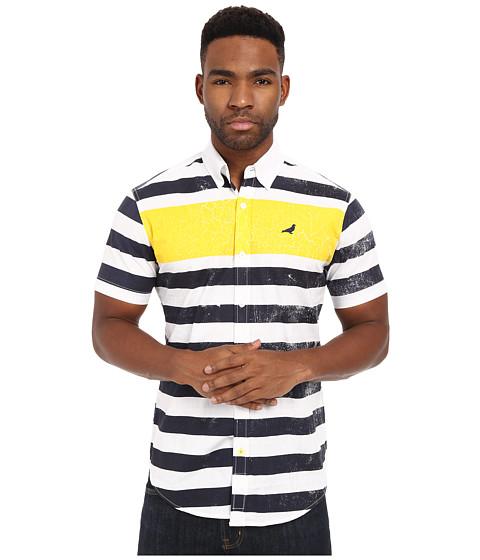 Imbracaminte Barbati Staple Wash Stripe Woven White