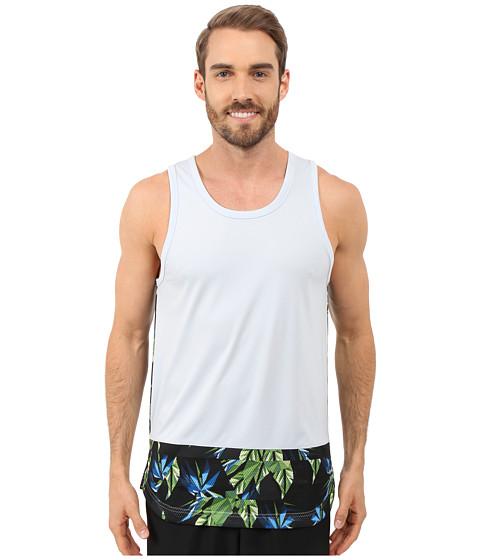 Imbracaminte Barbati adidas Urban Jungle Tank Top Halo Blue