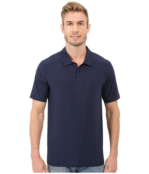 Imbracaminte Barbati The North Face Short Sleeve Ignition Polo Cosmic Blue