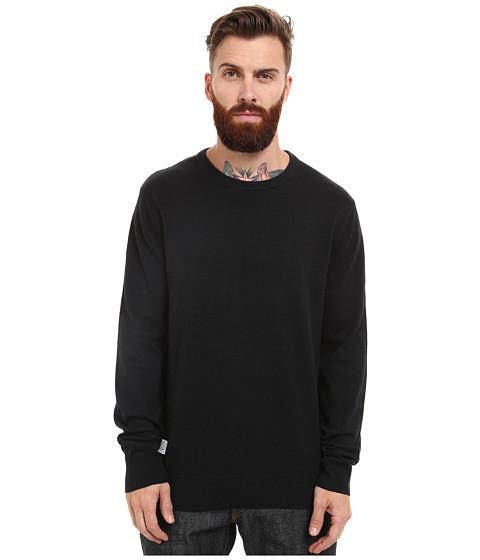 Imbracaminte Barbati WeSC Anwar Knitted Sweater Black