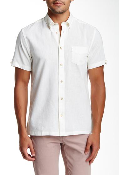 Imbracaminte Barbati Ben Sherman Short Sleeve Regular Fit Shirt OFWOFW OFF