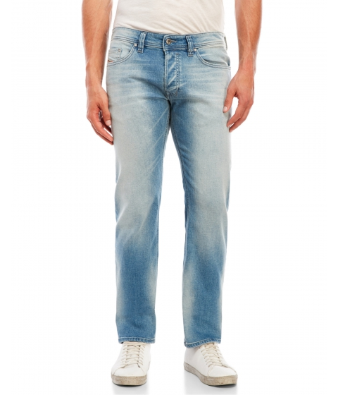 Imbracaminte Barbati Diesel Safado Regular Slim-Straight Jeans Denim