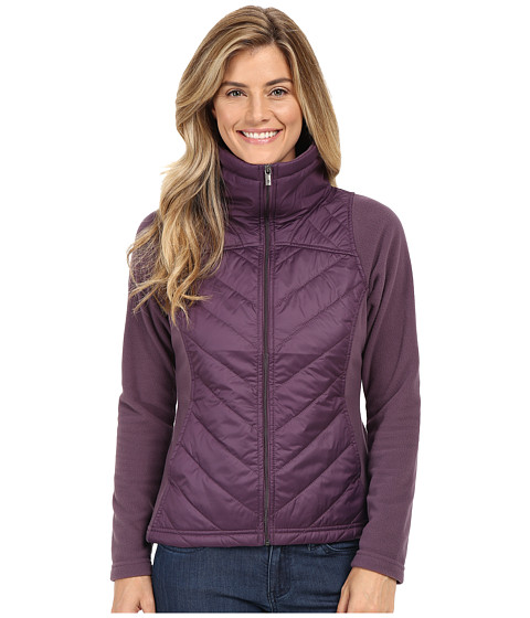 Imbracaminte Femei Columbia Mix It Aroundtrade Full Zip Dusty Purple