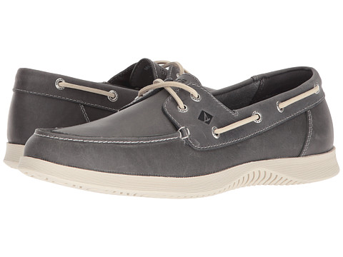 Incaltaminte Barbati Sperry Top-Sider Defender 2-Eye Grey