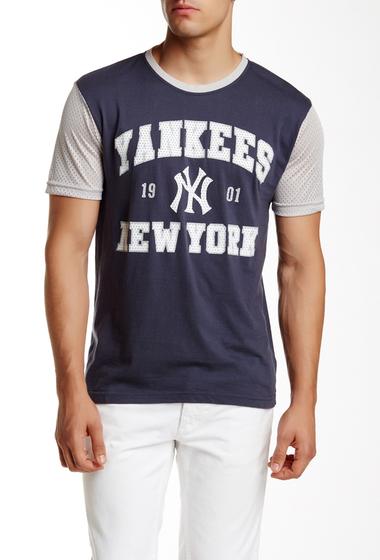 Imbracaminte Barbati Wright Ditson Gym Class Yankees Tee NVGR
