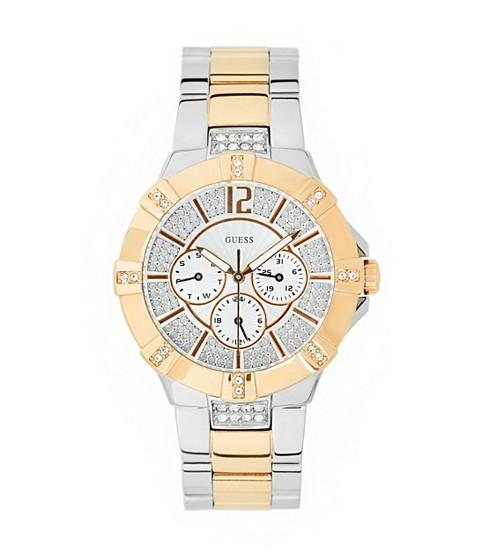 Ceasuri Femei GUESS Two-Tone Multifunction Watch no color